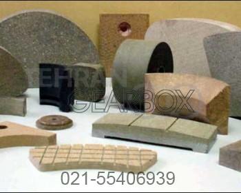 تولید لنت ترمز وکلاج صنعتی