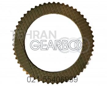 صفحه گیربکس فیبری کلارک T16000