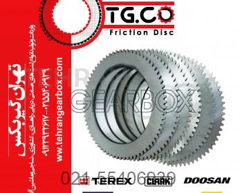 صفحه فلزی گیربکس و چرخ