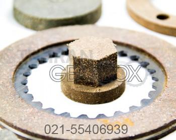 چسباندن لنت صنعتی بر روی دیسک
