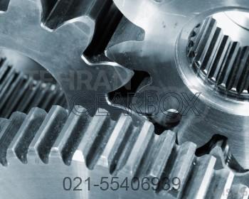 دنده گیربکس فولادی